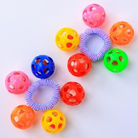 Погремушка-браслет «На ручку № 2», цвета МИКС