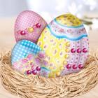 Набор для декупажа пасхальных яиц №6