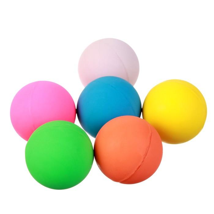 Мяч «Попрыгунчик», 4,5 см, цвета МИКС