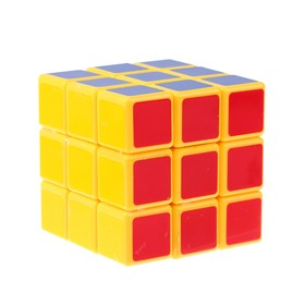 Игрушка механическая 5,7*5,7*5,7, цвет жёлтый Ош