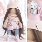 Набор для шитья «Мягкая кукла Нэтти», 18 х 22 х 3,6 см