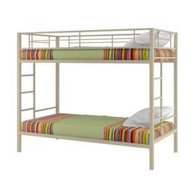 Двухъярусная кровать «Севилья», 1980 х 960 х 1960 мм, цвет бежевый