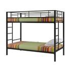 """Двухъярусная кровать """"Севилья"""", 1980х960х1960 мм, черный"""
