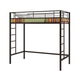 Двухъярусная кровать «Севилья 1/1», 1980 х 960 х 1960 мм, цвет коричневый