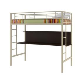 Двухъярусная кровать «Севилья 1», сборный комплект, 1980 х 960 х 1960 мм, цвет бежевый