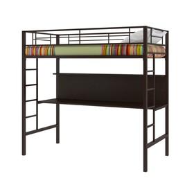 Двухъярусная кровать «Севилья 1», сборный комплект, 1980 х 960 х 1960 мм, цвет коричневый