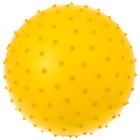Ball massage, matte plastisol, d=30 cm, 100 g, MIXED