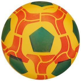 Мяч футбольный микс, диаметр - 20 см, 70 гр Ош