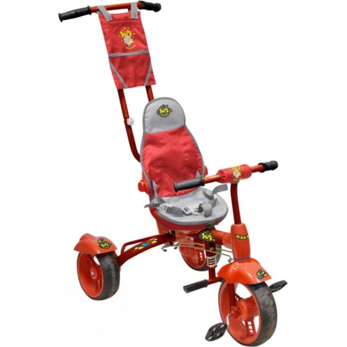 Велосипед трехколесный Nika ВД3, 2017, цвет красный