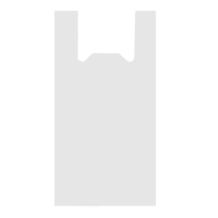 """Пакет """"Силач"""", полиэтиленовый, майка, 30 х 60 см, 22 мкм - фото 308983390"""