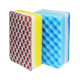 Набор губок Soft Touch, универсальные, 2 шт, 11 х 7 х 3 см