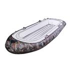Чехол для 4-ех местной лодки FISHMAN 400 камуфляж 345 х150 см