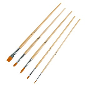 A set of brushes number 3