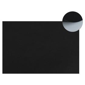 Бумага для пастели 210 х 297 мм, Lana Colours, 1 лист, 160 г/м², чёрный