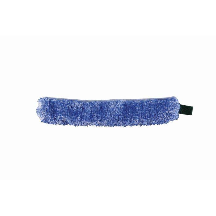 Шубка для мытья окон 35 см, абразивная вставка (45684-5081)