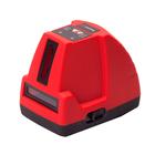 """Нивелир лазерный ADA 2D Phantom, 2 луча, диапазон 70м, ±2 мм/10м, 1/4"""" и 5/8"""""""