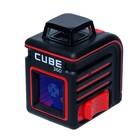 """Нивелир лазерный ADA Cube 360 Basic Edition, 2 луча, 20/70м, ± 3мм/10м, 1/4"""""""