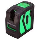 Нивелир лазерный ADA INSTRUMAX ELEMENT 2D GREEN, 2 луча, 30/70 м, ± 2 мм/10м
