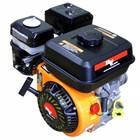 Двигатель бензиновый RedVerg RD-168F, 6.5 л.с., 196 см3, 3.6 л, 395 г/кВт*ч, d вала 20 мм