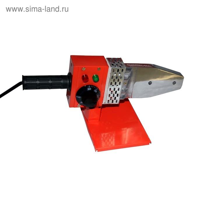 Свар.аппарат для пл.труб RedVerg RD-PW 800-63, 220В, 0.8 кВт, 300°, насадки 20-63 мм, кейс