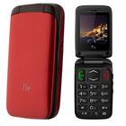 Сотовый телефон Fly Ezzy Trendy 3, красный