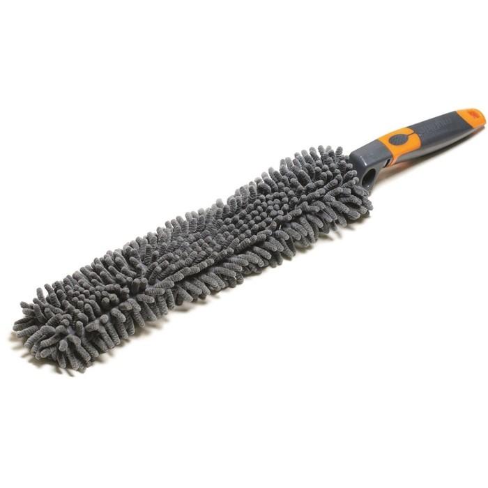 Щетка для удаления пыли из микрофибры, гибкая, 56 см