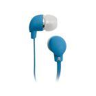 Наушники BBK EP-1190S, вкладыши вакуумные, синие