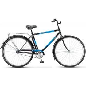 Велосипед 28' Десна Вояж Gent, Z010, цвет чёрный, размер 20' Ош