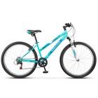 """Велосипед 26"""" Десна-2600, V020, цвет бирюзовый, размер 17"""""""