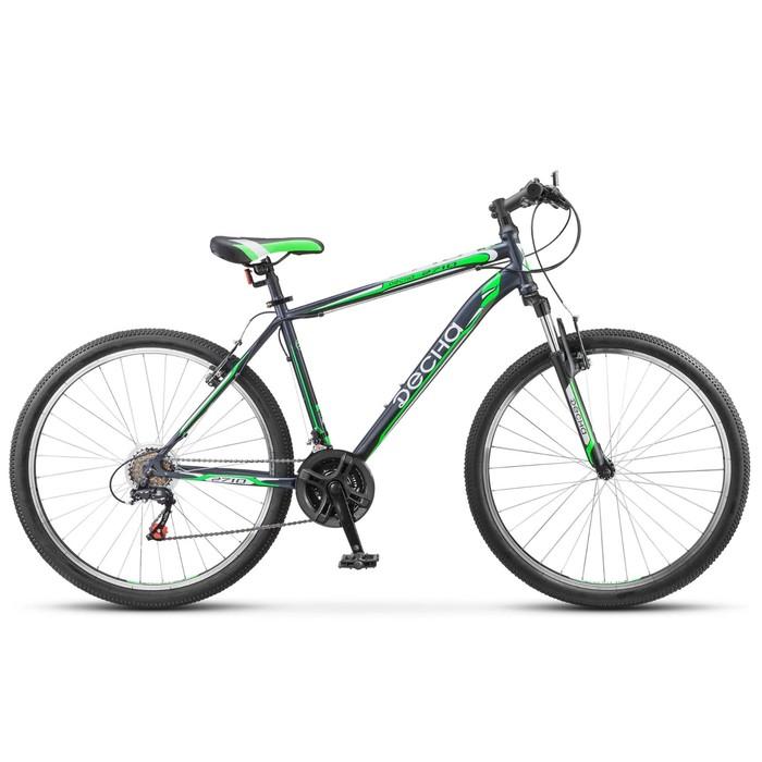 """Велосипед 27,5"""" Десна-2710 V, V020, цвет антрацитовый, размер 17,5"""""""