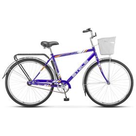 """Велосипед 28"""" Stels Navigator-300 Gent, Z010, цвет синий, размер 20"""""""