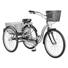 """Велосипед 26"""" Stels Energy-I, V030, цвет серый/чёрный, размер 16"""""""
