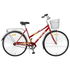 """Велосипед 28"""" Stels Navigator-300 Lady, Z010, цвет красный, размер 20"""""""