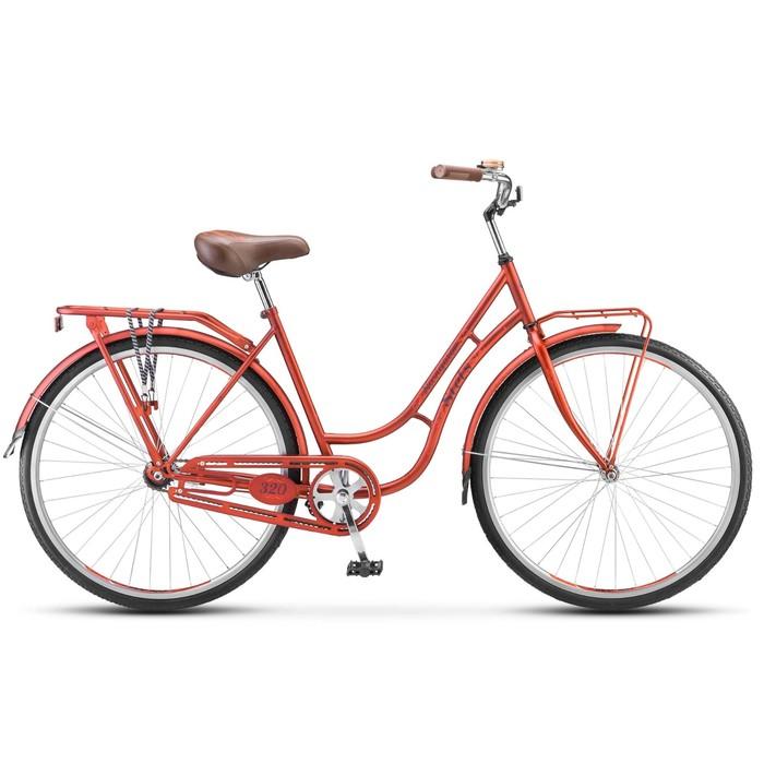 """Велосипед 28"""" Stels Navigator-320, V020, цвет красный, размер 19,5"""""""