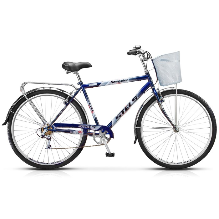 """Велосипед 28"""" Stels Navigator-350 Gent, Z010, цвет синий, размер 20"""""""