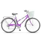 """Велосипед 28"""" Stels Navigator-350 Lady, Z010, цвет фиолетовый, размер 20"""""""