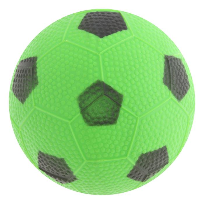 Мячик волейбольный, PVC, d= 10 см, 25, цвета МИКС