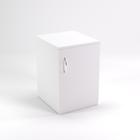 Тумба мобильная ТМД4.5, 425х450х590 мм, белый шагр