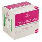 Интравенозные канюли Tro-Venocath Plus с доп. портом и крылышками, тефлон G18,