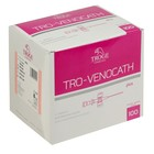 Интравенозные канюли Tro-Venocath Plus с доп. портом и крылышками, тефлон G20,