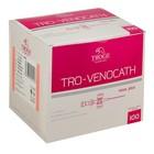 Интравенозные канюли Tro-Venocath Novo Plus с доп. портом, полиуретан G20,