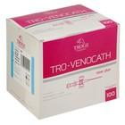 Интравенозные канюли Tro-Venocath Novo Plus с доп. портом, полиуретан G22,