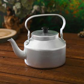 Чайник костровой «СЛЕДОПЫТ», 1,5 л Ош