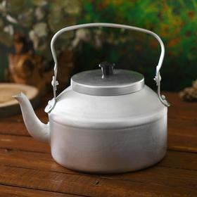 Чайник костровой «СЛЕДОПЫТ», 3 л