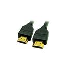 Кабель HDMI Ningbo 19M/19M, 10 м, ver 1.4, плоский, позолоченные контакты Blister box