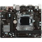 Материнская плата MSI H110M PRO-VD PLUS, Soc-1151, Intel H110, 2xDDR4, mATX, Ret