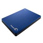 """Внешний жесткий диск Seagate USB 3.0 2 Тб STDR2000202 Backup Plus Slim 2.5"""" ,синий"""