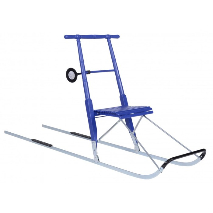 Финские сани для взрослых ESLA T6 BLUE