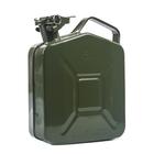 Канистра для бензина, 5 л., металлическая
