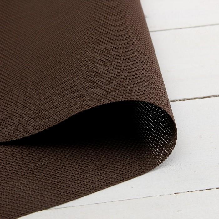 """Салфетка кухонная 45х30 см """"Киото"""", цвет коричневый"""
